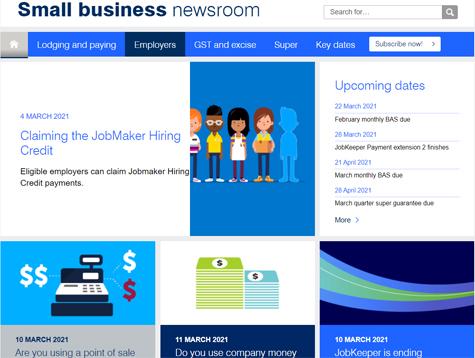 ATO Small Business Newsroom