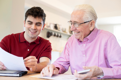 Estate planning and investments
