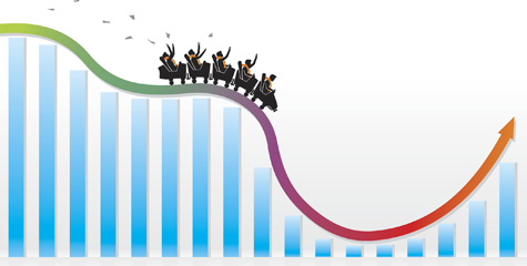 Ride the market to recovery